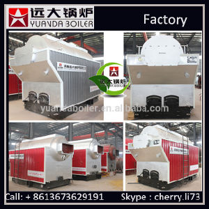 Henan Yuanda Boiler Factory Sell Industrial Boiler 1ton to 30ton pictures & photos