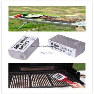 Grill Brick Pumice Block with Handle Without Chemical Manuafcturer
