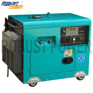 Slient Engine Welding Generator (RPD6700IW) pictures & photos