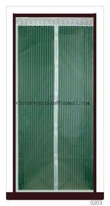 Door Screen Curtain Magnetic Curtain For Front Door