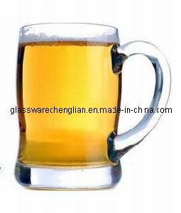 Machine-Made Beer Glass Mug (PJB-08) pictures & photos