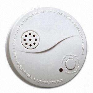 Wire Network Type Photoelectronic Smoke Detector pictures & photos