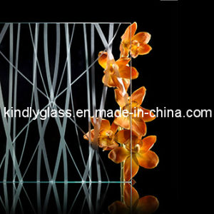3-15mm Acid Etched Glass, Smoked Glass, Frosted Glass, Satin Glass