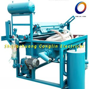Small Production Line Egg Tray Machine Without Drying