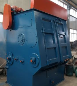 Q3210 Tumblast Shot Blasting Machine