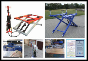 CE Certified Moveable Scissor Lift (DSLP606)