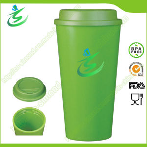 16 Oz Wholesale BPA-Free Coffee Cup with Custom Logo pictures & photos