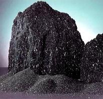 Black Silicon Carbide of Segment Grit