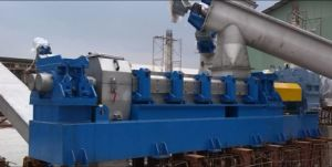 SLG Double Screw Multifunction Pulping Machine