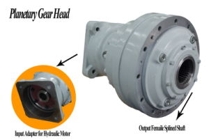 Right-Angle Planetary Gearbox with Shaft Mounted pictures & photos