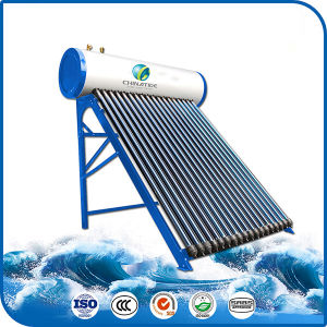 Heat Pipe Compact High Pressure Solar Water Heater (CT-IP01)