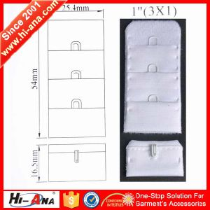 More Than 100 Franchised Stores Good Price Bra Strap Hook pictures & photos