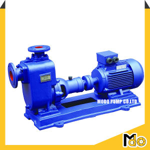 Centrifugal Self-Priming Pump for Waste Water pictures & photos