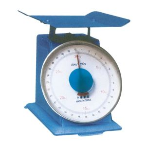 Metal Spring Platform Scale with Flat Tray pictures & photos