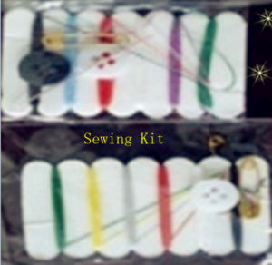 Hotel Use Disposable Sewing Kit (GHSK006) pictures & photos