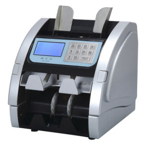Banknote Value Cashing Counting Machine pictures & photos