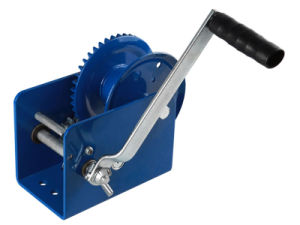 Cable/Strap Optional Hand Winch (H-1800A) pictures & photos