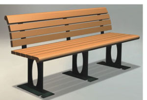 Guarden Bench (9-17214)