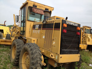 Used Original Caterpillar 140h Motor Grader for Sale pictures & photos