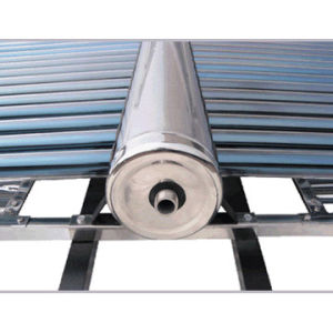 Project Solar Collector for Hot Water pictures & photos