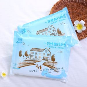 2017 Hot Sale Wholesale Disposable Non-Woven Fabric Bed Linen for Hotel Bedding Wholesales pictures & photos