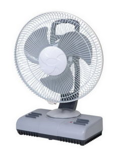 Rechargeable Emergency AC/DC Fan (296)