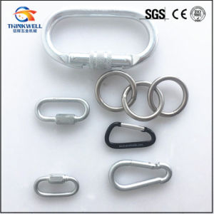 Forged Carbon Steel Galvanised Sanp Hook pictures & photos
