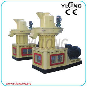 Vertical Ring Die Wood Sawdust Pellet Making Machine pictures & photos