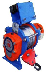 220V 380V 3phase Electric Winch