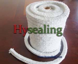 Dusted Square Asbestos Rope for Insulation pictures & photos