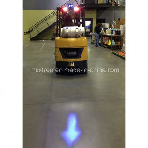 Blue Arrows Beam Forklift Warning Light for Electric Pallet Truck pictures & photos