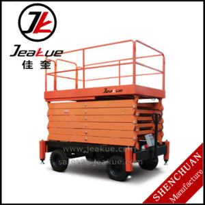 Hydraulic Drive Scissor Lift Aerial Work Platform pictures & photos