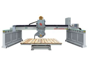 GBHW-400/600 Automatic Bridge Type Edge Cutting Machine pictures & photos