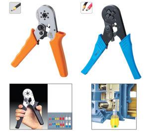 Mini-Type Self-Adjustable Crimping Plier (WXC8 6-6 16-4)