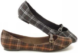Ladies Shoes (Hjw-18)