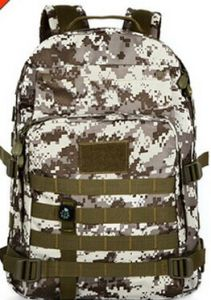 Durable 600d Polyester Military Backpack for Laptop pictures & photos