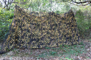 Camp Camo Netting Shooting Hide Army pictures & photos