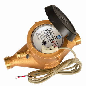 Multi Jet Dry Type Water Meter (MJ-SDC-PLUS-K-8+1-2) pictures & photos
