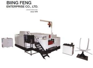 Biing Feng High Speed Nut Forging Machine (BF-NF36B)