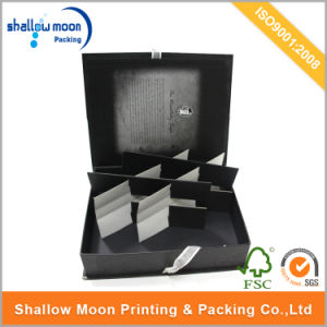 Wholesale Custom Paper Packaging Box with Ribbon (QYZ012) pictures & photos