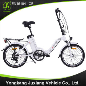 2016 Hot Sale Electric Folding Bike pictures & photos