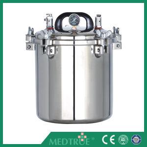 Hot Sale Medical Portable Pressure Steam Sterilizer Autoclave (MT05004158) pictures & photos