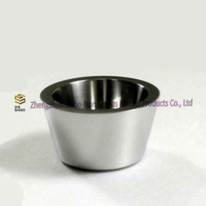 Molybdenum Crucible for Sapphire Heat Field, China Manufacture Molybdenum Crucible pictures & photos