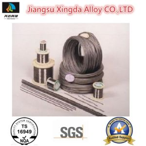 High Purity Nickel Alloy Wire with SGS pictures & photos