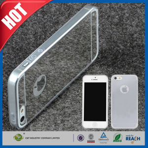Soft Anti-Scratch Ultra Thin Mirror Back Cover for iPhone 5s pictures & photos