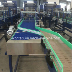 Straight Line Drinking Water Film Wrapping Machine (WD-350A) pictures & photos