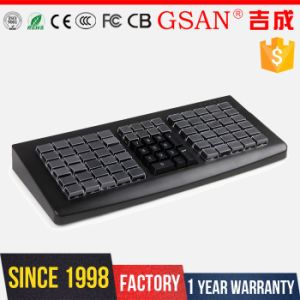 81 Keys PS/2 Port POS Programmable Keyboard pictures & photos