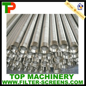 Stainless Steel Pipe Screeen pictures & photos