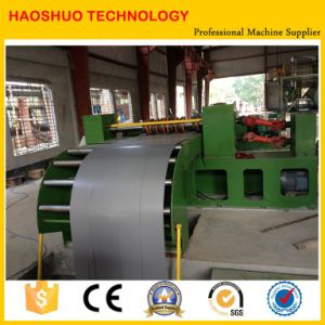 4X1350mm Full Automatic High Precision Silicon Steel Slitting Line or Cut to Length Line for Sale pictures & photos