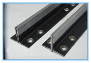 T70 Elevator Machined Guide Rail with Fishplate pictures & photos